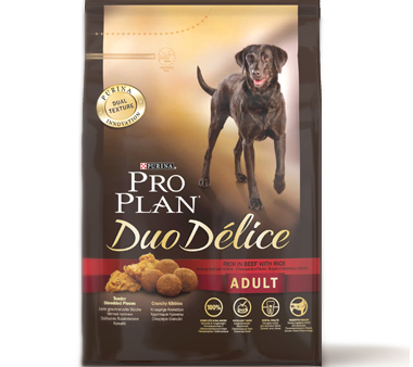 ProPlan Duo Delice Dog Adult Beef 10 kg