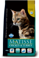 Farmina MO P MATISSE cat Chicken & Turkey 10 kg