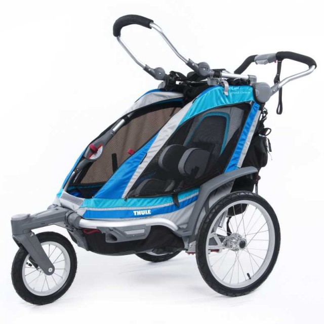 THULE CHARIOT CHINOOK 1 2014 BLUE