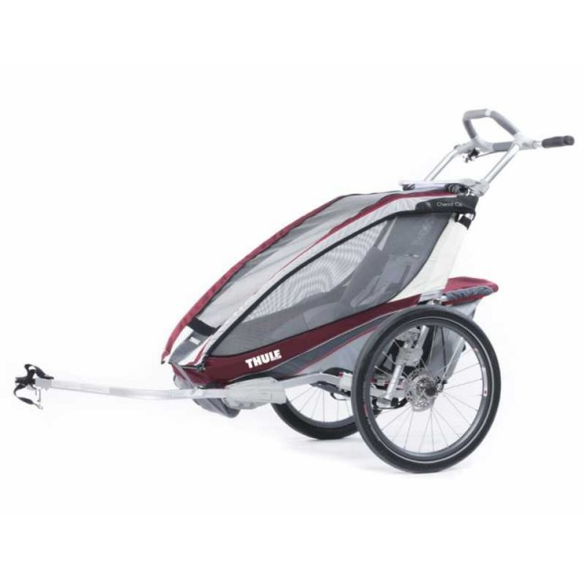 THULE CHARIOT CX 1 2014 BUNGURDY + bike set